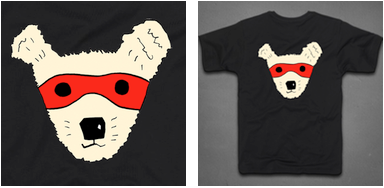 tshirt-superhero-dog